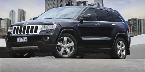2011-2013 Jeep Grand Cherokee recalled for electrical fire risk
