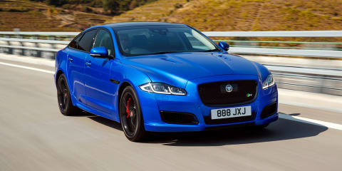 Jaguar XJR575 killed in Europe by WLTP