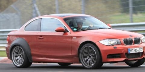 BMW 1 Series M Coupe CSL version rumoured