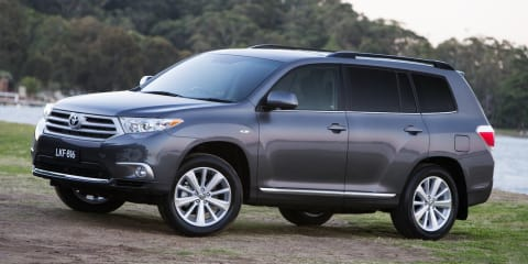 Toyota Kluger Altitude special edition adds value, features