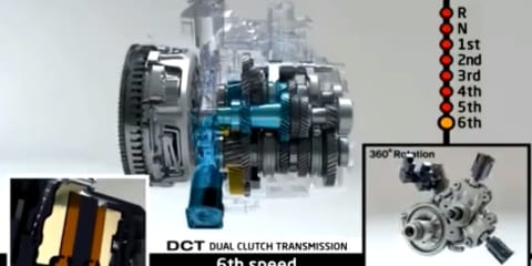 Kia shuns CVTs in favour of DCTs