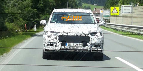 2015 Audi Q7: first look at second-gen luxury SUV