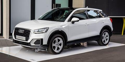 Audi Q2 positioning won't cannibalise Q3 sales