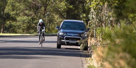 New bike laws proposed:: cyclists to earn demerit points, risk having bikes crushed - UPDATE
