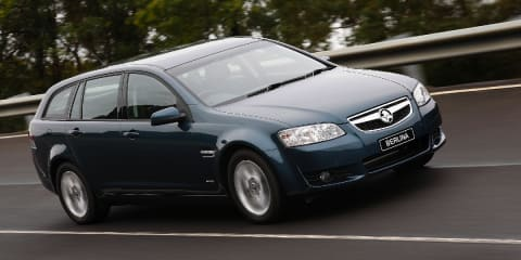 EV Engineering Limited announces $3.5M Holden Commodore electric project