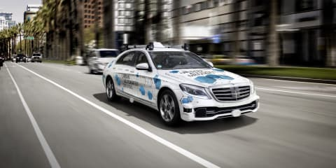 Daimler, Bosch teaming up for San Jose autonomy trials