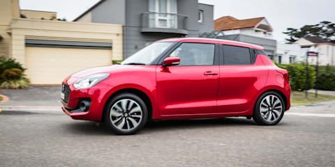 2018 Volkswagen Polo 85TSI Comfortline v Suzuki Swift GLX Turbo