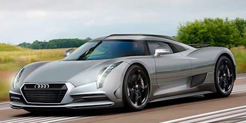 Audi R20: diesel-hybrid supercar planned