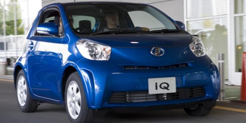 Toyota iQ Review