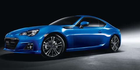 Subaru BRZ sells out in three hours