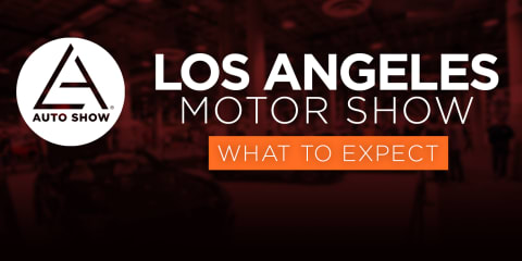 2018 Los Angeles motor show: What to expect