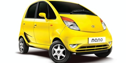 Hybrid Tata Nano on the way