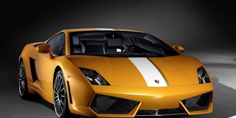 Rear-drive Lamborghini Gallardo LP 550-2 leaked