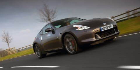 2010 Nissan 370Z Black Edition launched in Europe