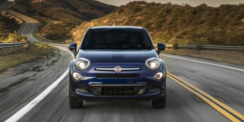 2018 Fiat 500X pricing and specs