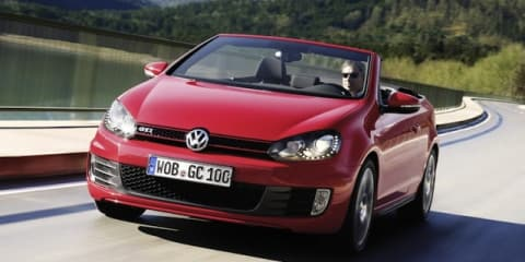 VW Golf GTI Cabriolet Review