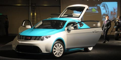 Russian Ë-Auto Ë-Mobile launches with 10-year waiting list