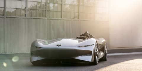 Infiniti Prototype 10 concept revealed