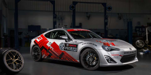 Toyota 86 Pro-Am racing series announced in conjunction with V8 Supercars