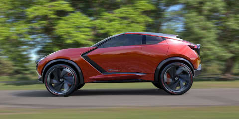 Nissan Z crossover still seems likely