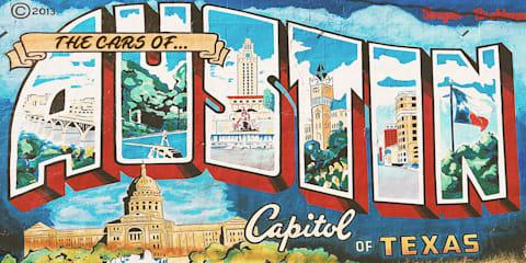 The Cars of Austin, Texas