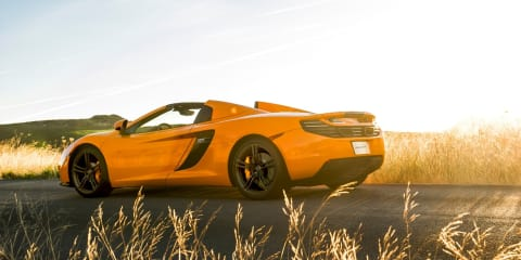 McLaren MP4-12C: 50th anniversary edition revealed