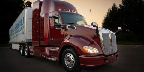 Toyota Project Portal Beta fuel-cell truck unveiled