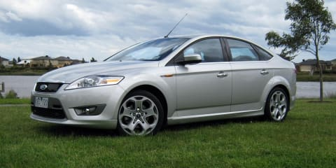 Ford Mondeo EcoBoost announced at Beijing Motor Show