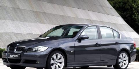 2007 BMW 3 Series 25i Review