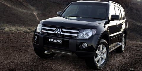2006-2010 Mitsubishi Pajero recalled for Takata airbags: 19,000 vehicles affected