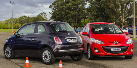 Best Cars for P-Platers: city car options