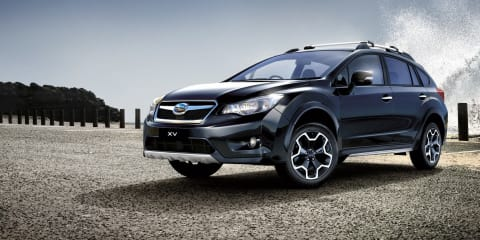 Subaru XV Black limited edition expands local SUV line-up