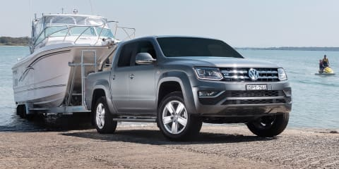 Volkswagen Amarok: 200kW confirmed for new V6