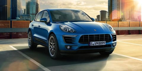 Porsche Macan GTS and Turbo S confirmed