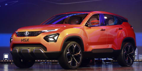 Tata 45X, H5X concepts revealed