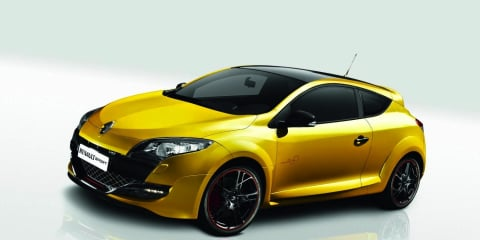 2011 Megane Renault Sport 265 Trophy revealed
