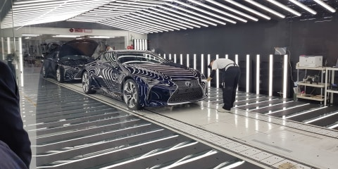 Lexus tops JD Power dependability study