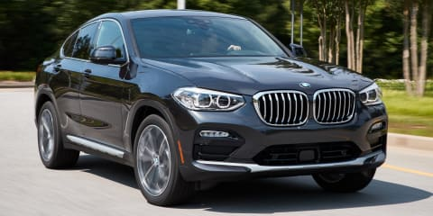 2019 BMW X4 pricing and specs