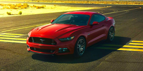 2015 Ford Mustang performance data revealed