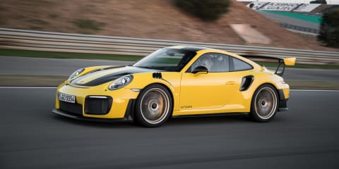 2018 Porsche 911 GT2 RS review