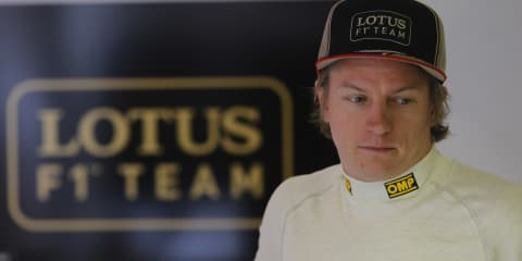 Lotus F1 ready to burn in 2013 with Coca-Cola