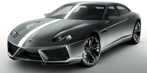 Lamborghini: No fourth model line until mid-2020s - report