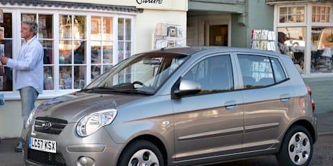 Kia Picanto EV