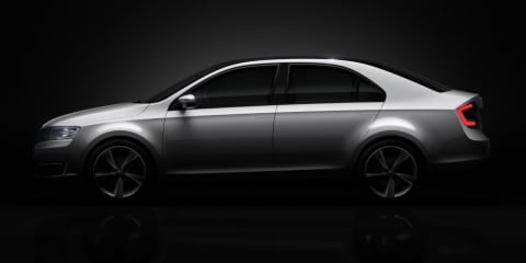 Skoda MissionL Concept revealed, previews Ford Focus rival