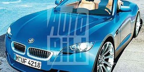 New BMW Z8