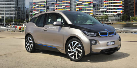BMW i3: 10 per cent premium for range-extender over EV