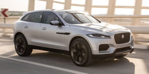 Luxury brands need to offer crossovers/SUVs - Jaguar