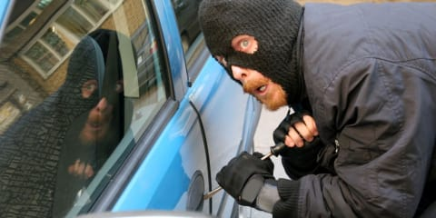 Car theft declining nationally