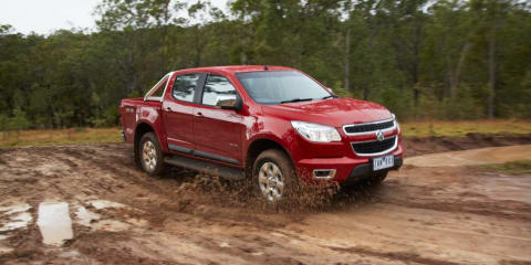 2013 Holden Colorado Video Review