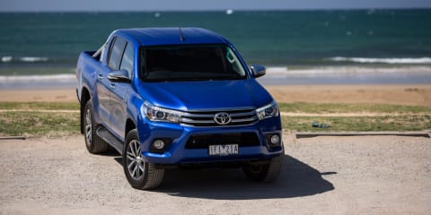 2016 Toyota HiLux SR5 Review
